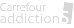 Carrefour Addictions logo