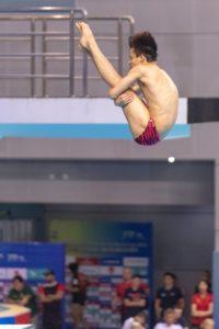 AGS Association Genevoise des sports Genève Jonathan SUCKOW plongeur